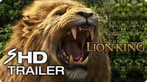 Video: THE LION KING (2019) First Look Trailer - Beyoncé Live-Action Disney Movie Concept